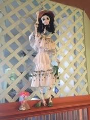 Skelton doll