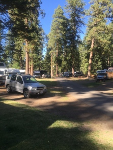 View of OR RV park